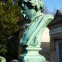 Buste de Thomas Couture - Cimetière du Père Lachaise - Paris (75020) - Image2