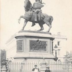 Monument à Godefroid de Bouillon – Bruxelles