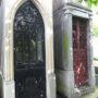 Portes de chapelles sépulcrales - Division 19 - Cimetière du Père Lachaise - Paris (75020) - Image3