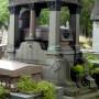 Ornements de sépulture (décorations) - Division 92 - Cimetière du Père-Lachaise - Paris (75020) - Image2