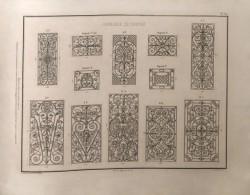 DUR_1868_PL074 – Panneaux de portes
