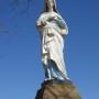 Calvaire  - Monument aux morts - Place de l'Église - Ginals - Image6