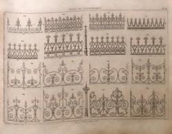 DUR_1868_PL094 – Frises de couronnement