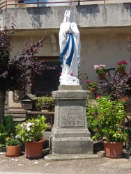 Vierge de Lourdes – Mayran