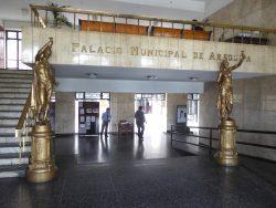 L'Indien, l'Indienne – El Indio, la India – Municipalidad – Arequipa