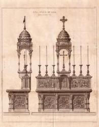 DUR_1868_PL292 – Autel style du XIIe siècle
