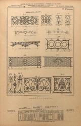 VO1_PL014bis – Barres d'appui – Balcons