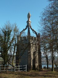 """Monument aux morts """"Notre-Dame des Airs"""" – Rue Croix Jean Maire – Dieulouard"""