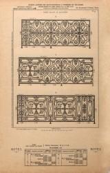 VO1_PL047 – Grands balcons ou balustrades