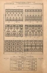 VO1_PL069 – Grands balcons ou balustrades