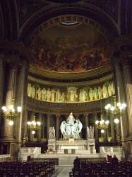 Grilles intérieures – Eglise de la Madeleine – Paris (75008)