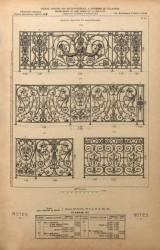VO1_PL082 – Grands balcons ou balustrades