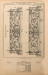 VO1_PL093_E – Grands balcons ou balustrades
