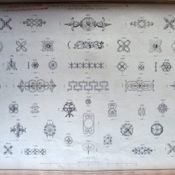 DUC_VO_PL115_F103 – Frises, rosaces, croisillons et palmettes