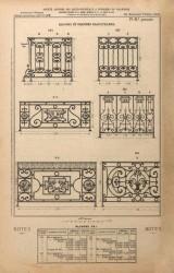 VO1_PL093_O – Balcons et grandes balustrades
