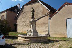 Fontaine Été – Traves