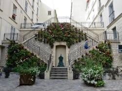 Fontaine d'applique – Rue Rollin – Paris 75005