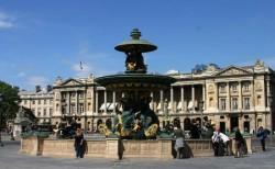 Fontaine des fleuves – Place de la Concorde – Paris (75008)