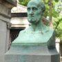 Buste de Philippe d'Elson - Cimetière du Père Lachaise - Paris (75020) - Image1