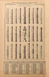 VO1_PL143 – Pilastres pour rampes et grands balcons