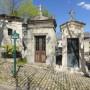 Portes de chapelles sépulcrales - Division 96 (3) - Cimetière du Père Lachaise - Paris (75020) - Image14