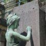 Statue de la sépulture Keller - Cimetière du Père-Lachaise - Paris (75020) - Image2