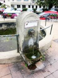 Fontaine du Vivier – Foix