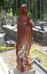 Fontes funéraires – Cimetière – Laguépie