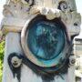 Médaillon de la sépulture Jean-Marie Leroux - Cimetière de Montparnasse - Paris (75014) - Image1