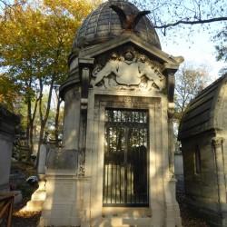 Caveau – Famille Bibesco – Père-Lachaise – Paris (75020)
