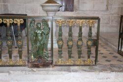 Grilles de transept – Meung-sur-Loire