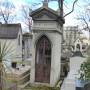 Portes et ornements – division 89 – Cimetière du Père-Lachaise – Paris (75020)