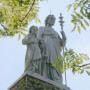 Monument à Saint Joseph - Colline de Sion - Saxon-Sion - Image1