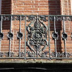 Balcons, appuis de croisée – rue Sainte-Ursule – Toulouse