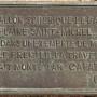 Stèle commémorative -  Louis Capazza - Col San Bastiano - Appietto - Image2