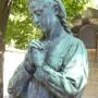Monument à la famille Allouard – Cimetière du Père Lachaise – Paris (75020)