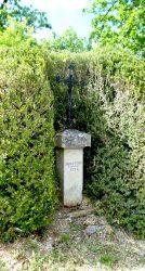 Croix de carrefour – Espagnac – Saint-Antonin-Noble-Val