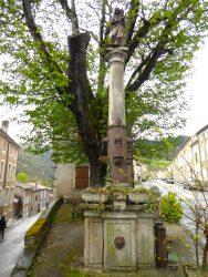 Fontaine de l'avenue du Maquis – Dourgne