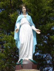 Vierge au serpent (Vierge immaculée) – Tachoires