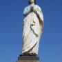 Calvaire  - Monument aux morts - Place de l'Église - Ginals - Image10
