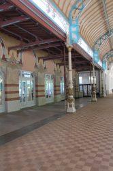 Poteaux – Grande Galerie – Vittel