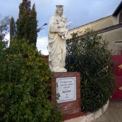 Vierge-Mère – Léguevin