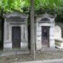 Portes de chapelles sépulcrales  - Division 30 - Cimetière du Père Lachaise - Paris (75020) - Image17