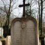 Ornements, croix et corbeilles - Division 51 - Cimetière du Père Lachaise - Paris (75020) - Image1