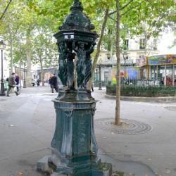 Fontaine Wallace – Place des Abbesses – Paris (75018)