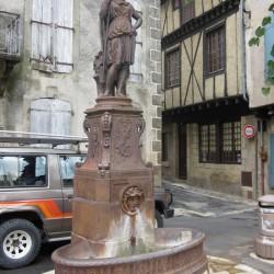 Monument à la République (fontaine) – Alet-les-Bains