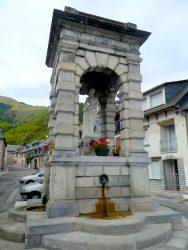 Fontaine monumentale – Guchen