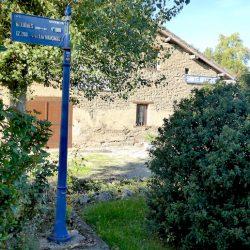 Plaque de cocher Chappée – Sainte-Arthémie