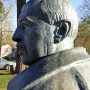 Statue - Marquis Ludovic de Solages - Blaye-les-Mines - Image2
