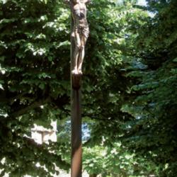 Christ en croix – Jenzat